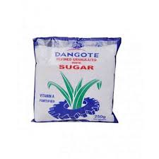 Dangote Granulated Sugar 250g